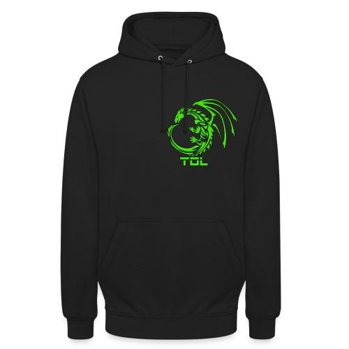 TDL shop - Hættetrøje unisex