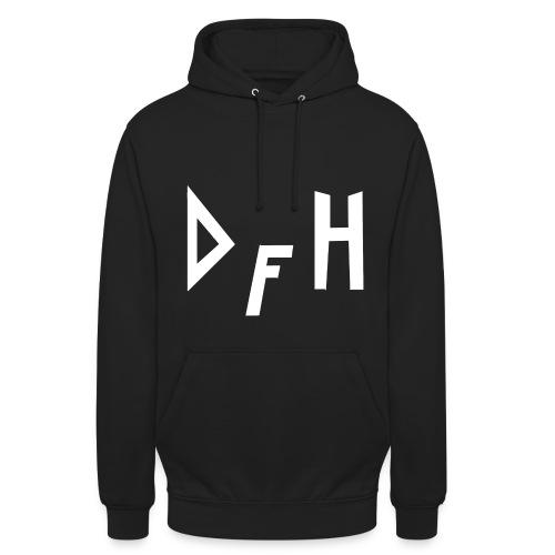 DFH - Hættetrøje unisex