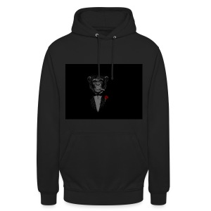 The Real Gentleman - Hoodie unisex