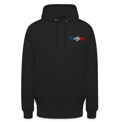 TwoBoys version France - Sweat-shirt à capuche unisexe
