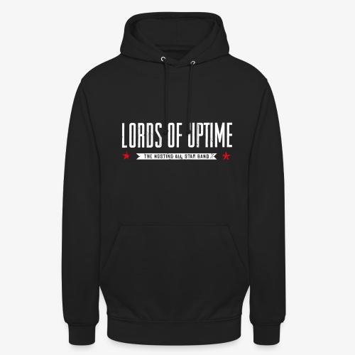 Lords of Uptime typo - Unisex Hoodie