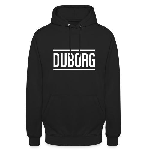 DUBORG- WHITE - Unisex Hoodie