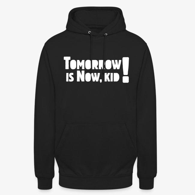 Tomorrow Is Now, Kid! Logo