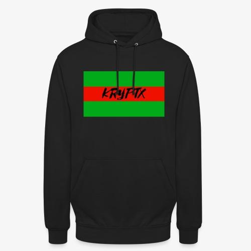 KRYPTX 2 - Sweat-shirt à capuche unisexe