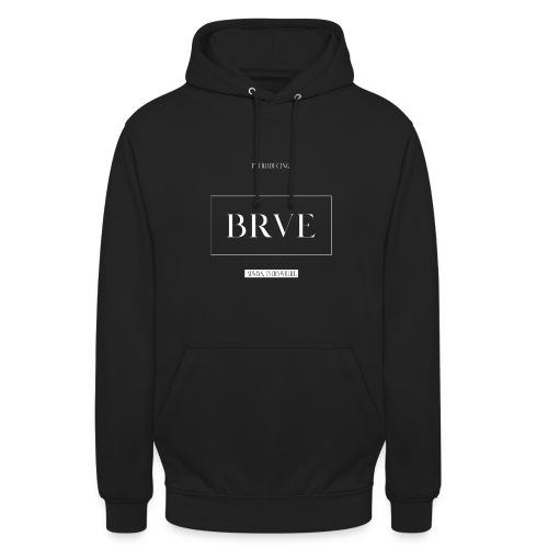 BRVE Introduced Black - Hoodie unisex