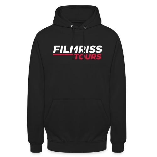 FILMRISS TOURS – lustiges Shirt für Partys, JGA - Unisex Hoodie