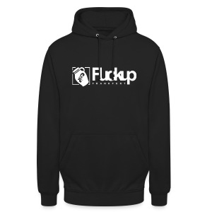FuckUp Nights Bembel Edition White - Unisex Hoodie