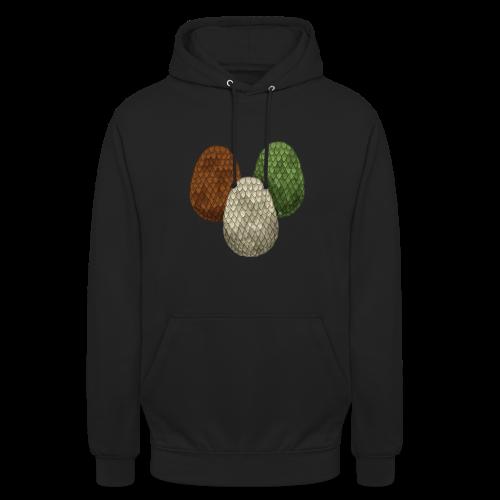 Dragon eggs - Sudadera con capucha unisex