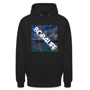 the design is chill. - Unisex Hoodie