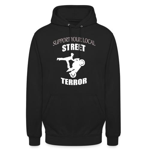 "Streetterror Support - Huppari ""unisex"""