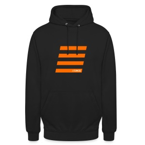Orange Bars - Unisex Hoodie