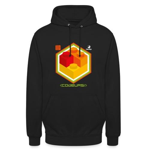 Esprit Brickodeurs - Sweat-shirt à capuche unisexe