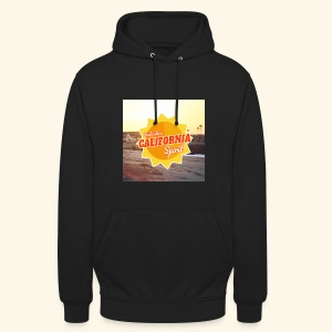 SunRise - Sweat-shirt à capuche unisexe