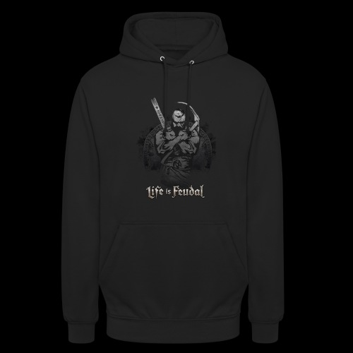 Life is Feudal Steam Badge 1 - Sweat-shirt à capuche unisexe