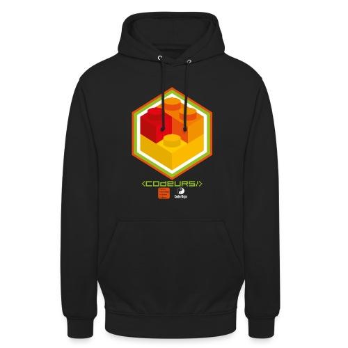Esprit Club Brickodeurs - Sweat-shirt à capuche unisexe