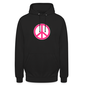 Peace, Love and Happiness - Hoodie unisex
