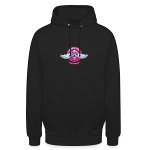 Paloma Rossi - Flying Skull Limited Edition - Unisex Hoodie