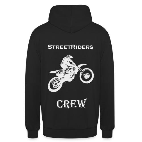 StreetRiders Hoodie - Felpa con cappuccio unisex
