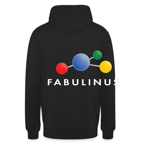 Fabulinus wit - Hoodie unisex
