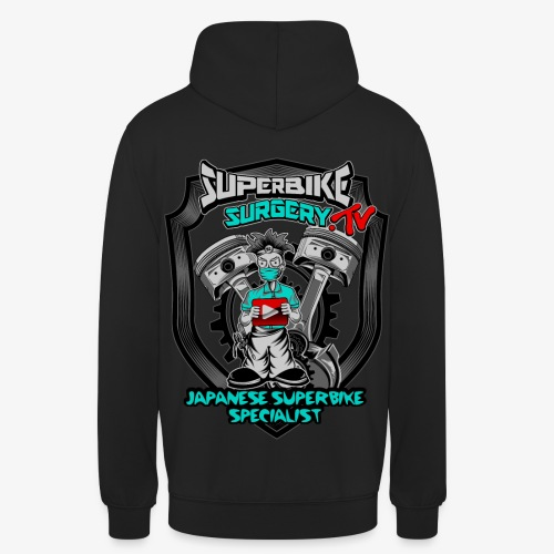 Superbike Surgery TV - Unisex Hoodie