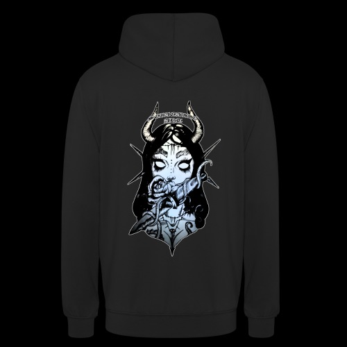WITCH OF DARKNESS - Felpa con cappuccio unisex