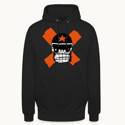 Motard Micky Biker - Sweat-shirt à capuche unisexe