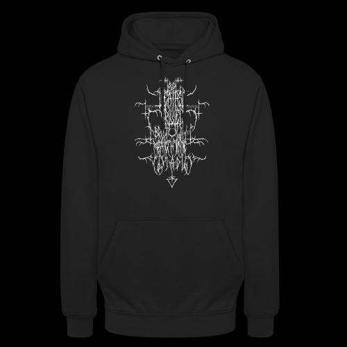 JAD / DEATH METAL - Unisex Hoodie