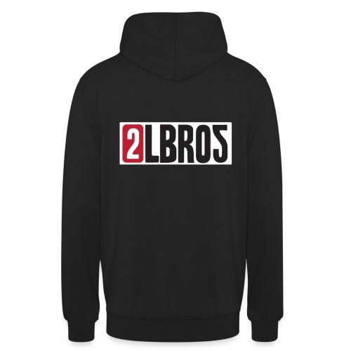 2LBROS - Luvtröja unisex