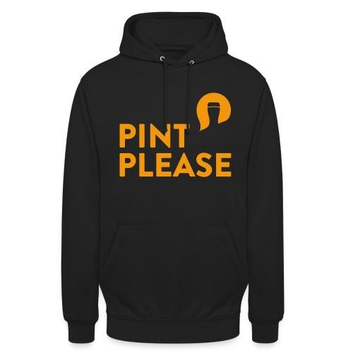 Pint Please Logo - Unisex Hoodie