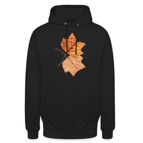Blätter - Unisex Hoodie