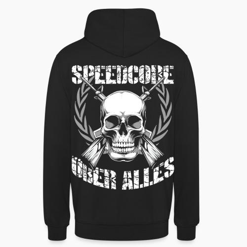 Speedcore Über Alles - Unisex Hoodie