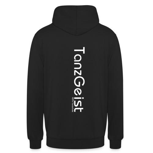 logo_tag_1c_ohneslogan_wh - Unisex Hoodie