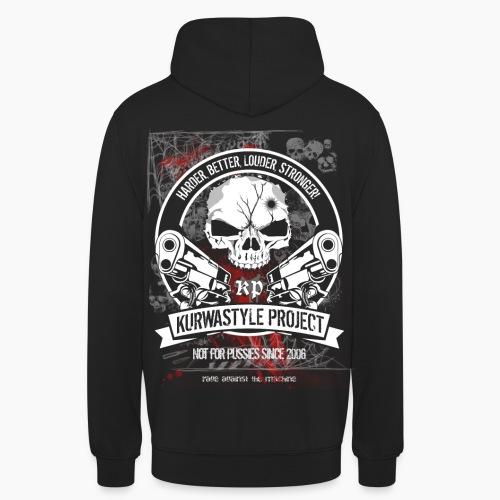 Kurwastyle Project - Terror Worldwide - Unisex Hoodie