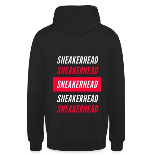 SNEAKERHEAD - Sudadera con capucha unisex
