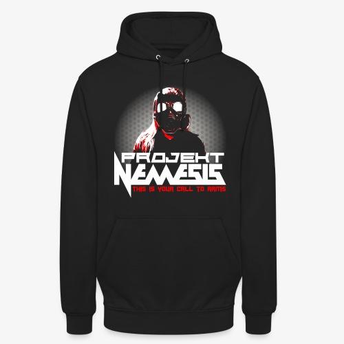 Projekt Nemesis Dark Logo - Unisex Hoodie