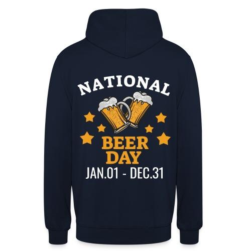 """national beer day - Huppari """"unisex"""""""