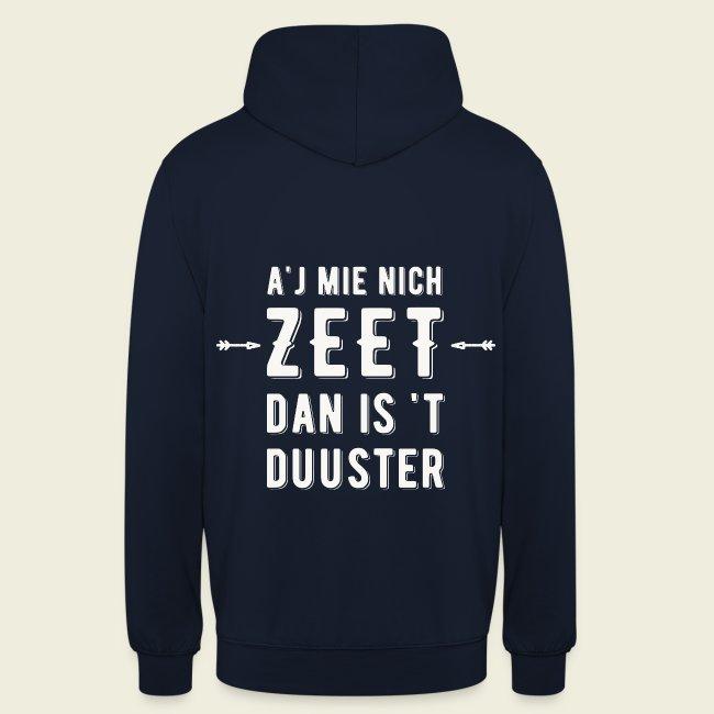 Aj Mie Nich Zeet...