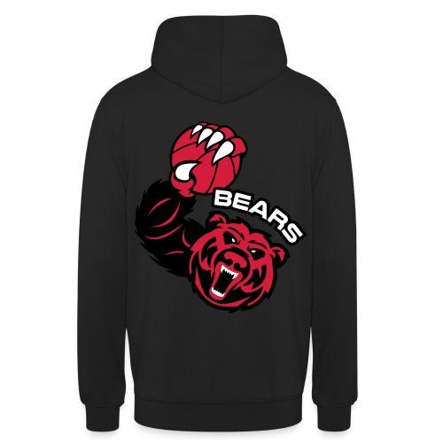 Bears Basketball - Sweat-shirt à capuche unisexe