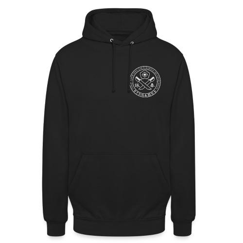 Samuel_Kwok_logo_black - Unisex Hoodie