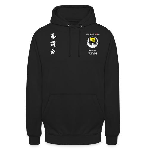 Samurai dojos klubbkläder - Luvtröja unisex