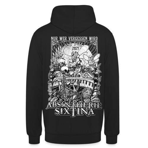 Absintherie Sixtina 2021 - Sixtina Support - Unisex Hoodie