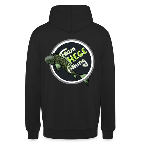 Logo Rücken Pulli - Unisex Hoodie