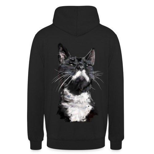 Stalin transparent02 png - Unisex Hoodie