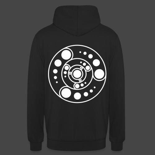 corp cercle 23 - Sweat-shirt à capuche unisexe