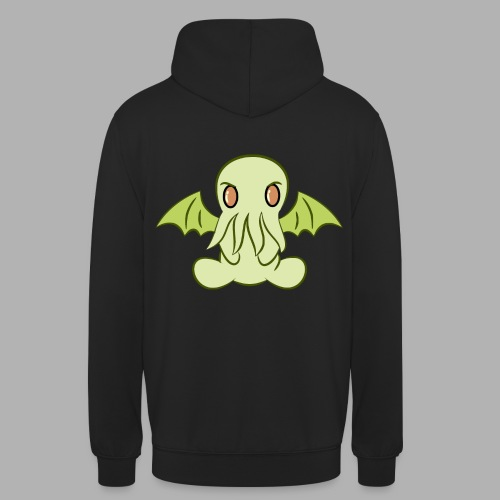 Cute-thulhu - Sweat-shirt à capuche unisexe