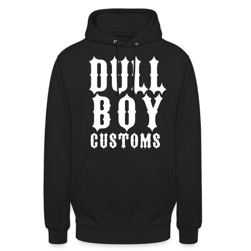 DBC hoodie - Unisex-hettegenser