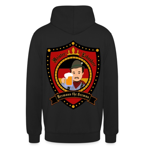 Hermann the German - Unisex Hoodie