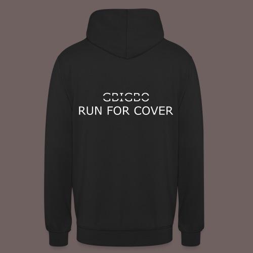 GBIGBO zjebeezjeboo - Tranches - Run For Cover - Sweat-shirt à capuche unisexe