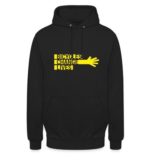BCL Yellow Hand - Unisex Hoodie