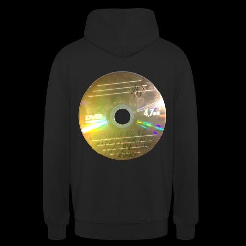 JAD / DVD-ROCKY QUOTE - Unisex Hoodie